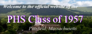 Pittsfield High School Class of 1957